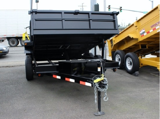 DMP80X12.B. 2016 SNAKE RIVER 80 in. x 12 ft. Dump Trailer from Town and Country Commercial Trailer and Truck Sales, Kent (Seattle), WA