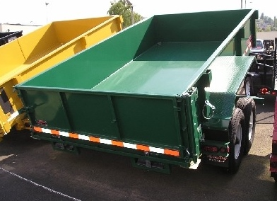 2016 MIDSOTA VERSADUMP 82″ x 14′ Dump Trailer from Town and Country Commercial Trailer and Truck Sales, Kent (Seattle), WA