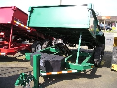 HV82X14.B. 2016 MIDSOTA VERSADUMP 82″ x 14′ Dump Trailer from Town and Country Commercial Trailer and Truck Sales, Kent (Seattle), WA