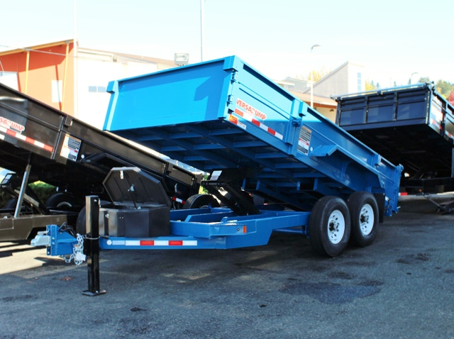 #VERSA HV14: 2015 Midsota Versadump 82x14 from Town and Country Truck and Trailer Sales, Kent (Seattle) WA.