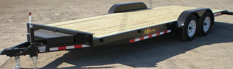 CT7. Nova CT Series of Good Quality Trailers  from Town and Country Commercial Trailer and Truck Sales, Kent (Seattle), WA