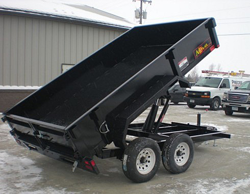 DT5. Nova DT Series Trailers from Town and Country Commercial Trailer and Truck Sales, Kent (Seattle), WA