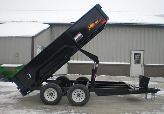 DT7. Nova DT Series Trailers from Town and Country Commercial Trailer and Truck Sales, Kent (Seattle), WA