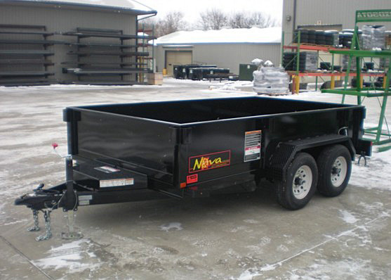 DT9. Nova DT Series Trailers from Town and Country Commercial Trailer and Truck Sales, Kent (Seattle), WA