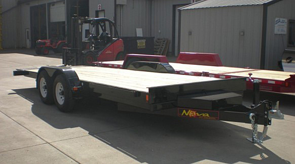 TB13. Nova TB Series Trailers from Town and Country Commercial Trailer and Truck Sales, Kent (Seattle), WA
