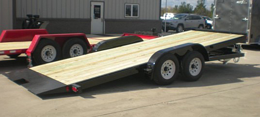 TB15. Nova TB Series Trailers from Town and Country Commercial Trailer and Truck Sales, Kent (Seattle), WA