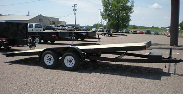 TB2. Nova TB Series Trailers from Town and Country Commercial Trailer and Truck Sales, Kent (Seattle), WA