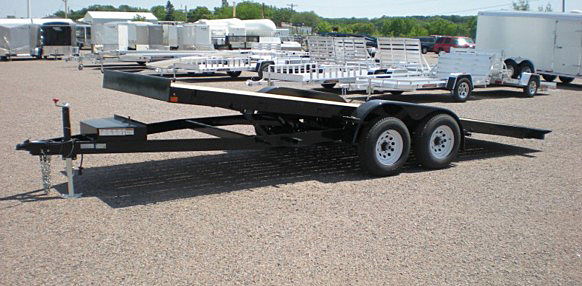 TB5. Nova TB Series Trailers from Town and Country Commercial Trailer and Truck Sales, Kent (Seattle), WA