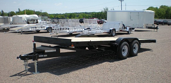 TB6. Nova TB Series Trailers from Town and Country Commercial Trailer and Truck Sales, Kent (Seattle), WA