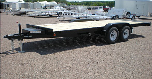 TB8. Nova TB Series Trailers from Town and Country Commercial Trailer and Truck Sales, Kent (Seattle), WA