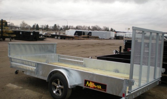 UT3. Nova UT Series Trailers from Town and Country Commercial Trailer and Truck Sales, Kent (Seattle), WA