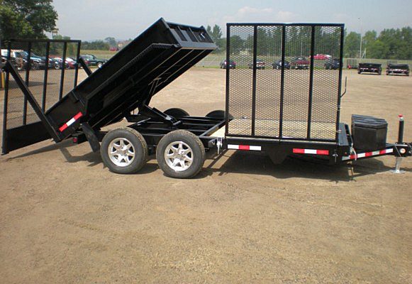 FFRD.A. Midsota HS Series Front Flat Rear Dump Trailer from Town and Country Commercial Trailer and Truck Sales, Kent (Seattle), WA
