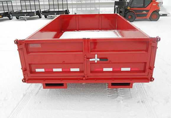 FFRD.K. Midsota HS Series Front Flat Rear Dump Trailer from Town and Country Commercial Trailer and Truck Sales, Kent (Seattle), WA