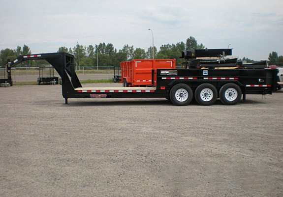 FFRD.M. Midsota HS Series Front Flat Rear Dump Trailer from Town and Country Commercial Trailer and Truck Sales, Kent (Seattle), WA