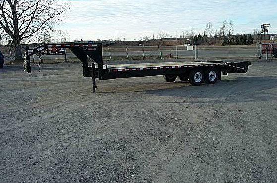 STO.A. STO Series Skid Steer Trailers from Town and Country Commercial Trailer and Truck Sales, Kent (Seattle), WA