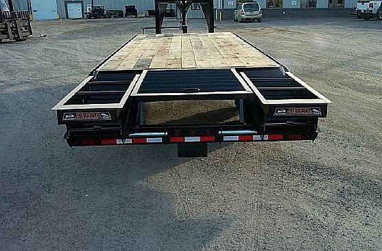 STO.E. STO Series Skid Steer Trailers from Town and Country Commercial Trailer and Truck Sales, Kent (Seattle), WA