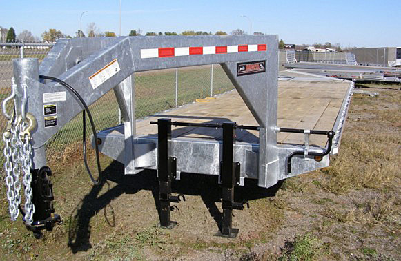 STO.J. STO Series Skid Steer Trailers from Town and Country Commercial Trailer and Truck Sales, Kent (Seattle), WA