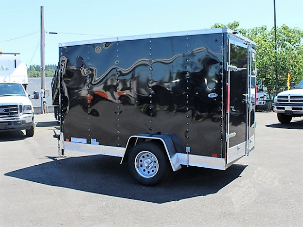 B. New 2017 Look ST Cargo Trailer. 6 x10 from Town and Country Commercial Truck and Trailer Sales, Kent (Seattle), WA