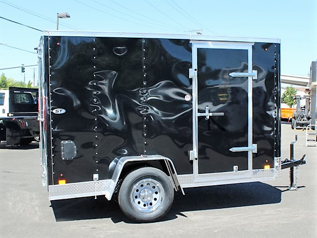 D. New 2017 Look ST Cargo Trailer. 6 x10 from Town and Country Commercial Truck and Trailer Sales, Kent (Seattle), WA