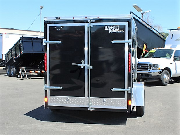 E. New 2017 Look ST Cargo Trailer. 6 x10 from Town and Country Commercial Truck and Trailer Sales, Kent (Seattle), WA