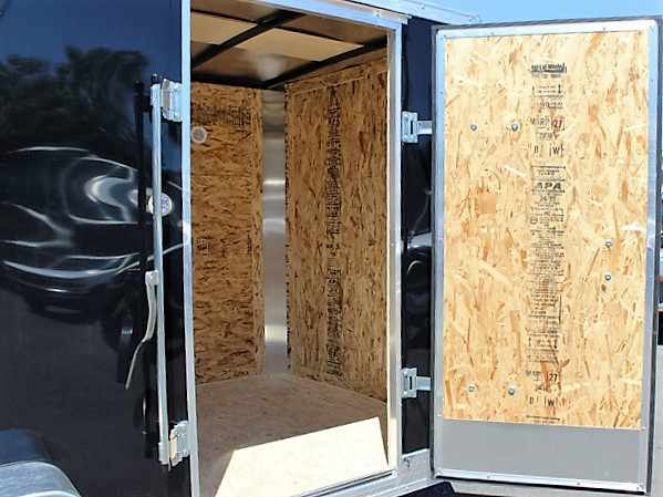 K. New 2017 Look ST Cargo Trailer. 6 x10 from Town and Country Commercial Truck and Trailer Sales, Kent (Seattle), WA