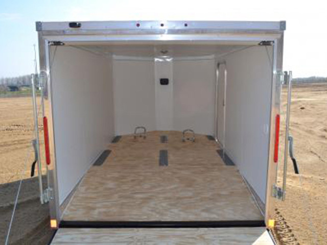 23C. Vision Motorcycle Trailers from Town and Country Truck and Trailer, Kent (Seattle) WA