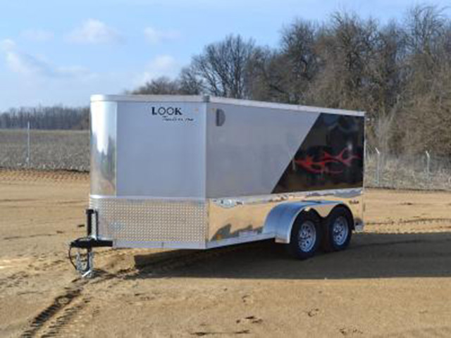 23F. Vision Motorcycle Trailers from Town and Country Truck and Trailer, Kent (Seattle) WA