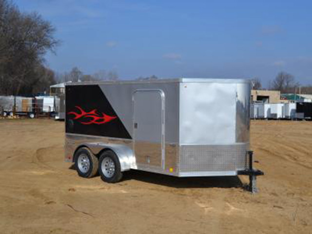 23H. Vision Motorcycle Trailers from Town and Country Truck and Trailer, Kent (Seattle) WA