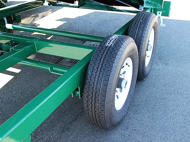 DT4. Midsota Nova DT series trailers from Town and Country Truck and Trailer, Kent (Seattle) WA