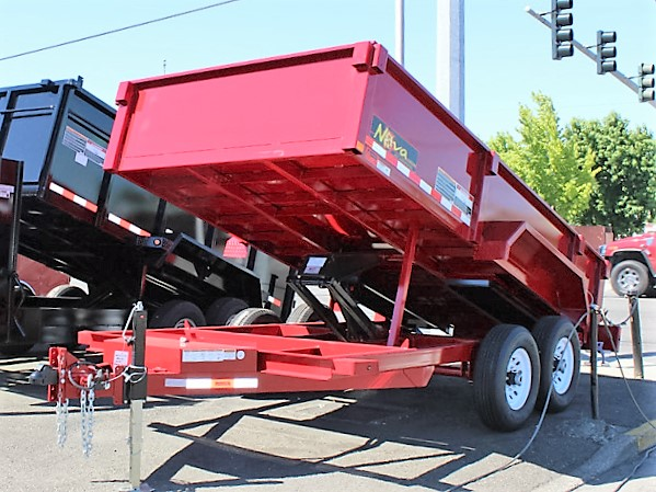 DT8. Midsota Nova DT series trailers from Town and Country Truck and Trailer, Kent (Seattle) WA