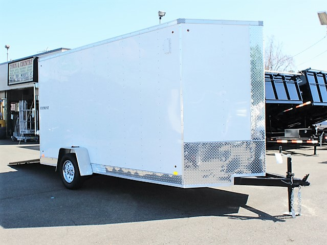 E2. Look Element cargo trailer from Town and Country Truck and Trailer, Kent (Seattle) WA