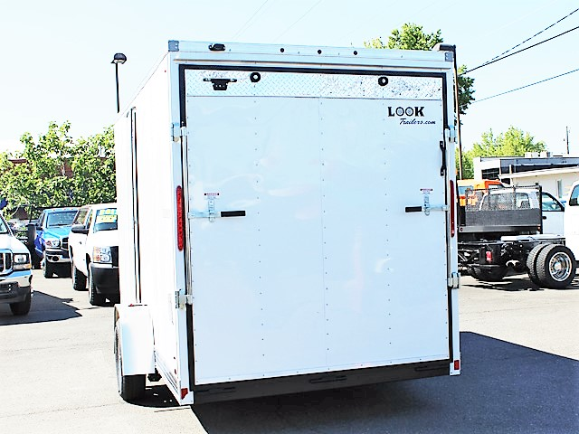 E7. Look Element cargo trailer from Town and Country Truck and Trailer, Kent (Seattle) WA