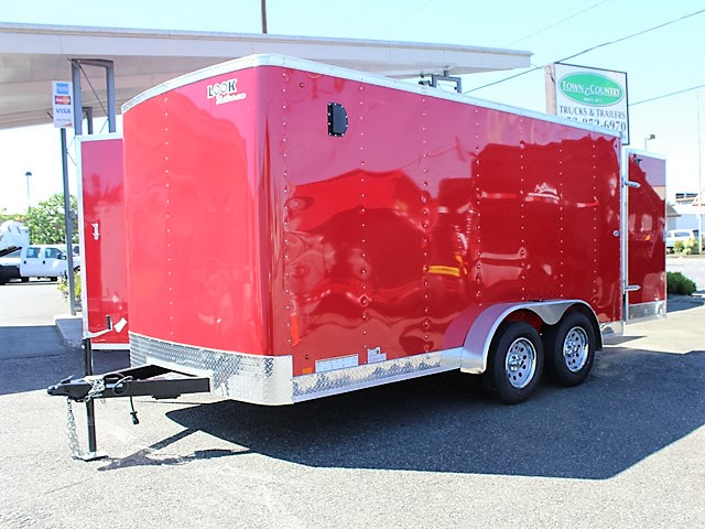STC1. Look ST cargo trailers from Town and Country Truck and Trailer, Kent (Seattle) WA