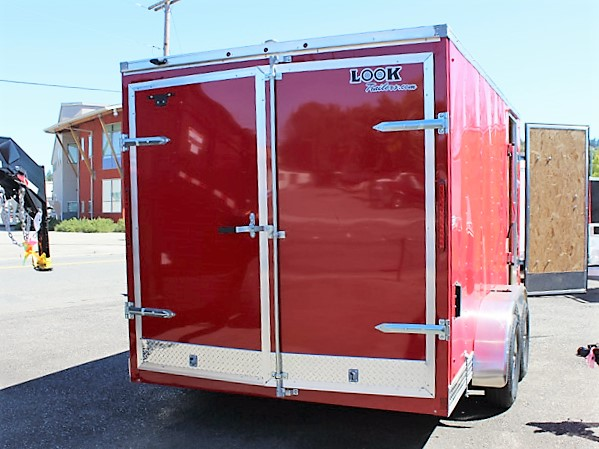 STC4. Look ST cargo trailers from Town and Country Truck and Trailer, Kent (Seattle) WA