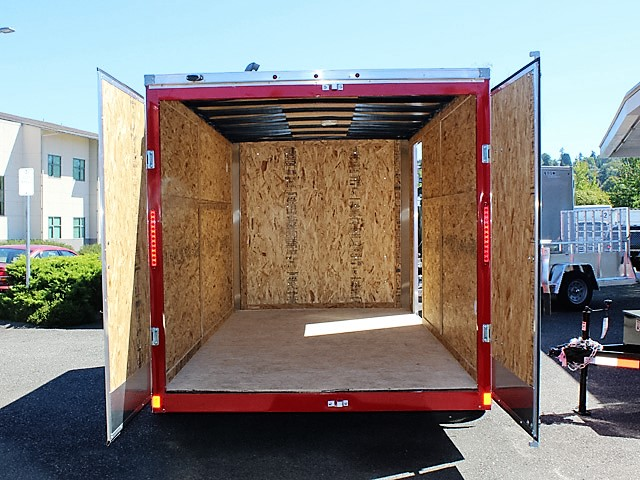 STC5. Look ST cargo trailers from Town and Country Truck and Trailer, Kent (Seattle) WA
