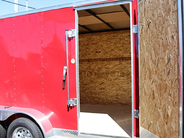 STC6. Look ST cargo trailers from Town and Country Truck and Trailer, Kent (Seattle) WA