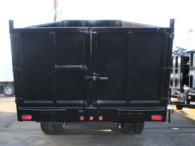6090.J. 2006 C&B 20 ft. Tall-Sided Gooseneck Trailer from Town and Country Commercial Truck and Trailer Sales, Kent (Seattle), WA