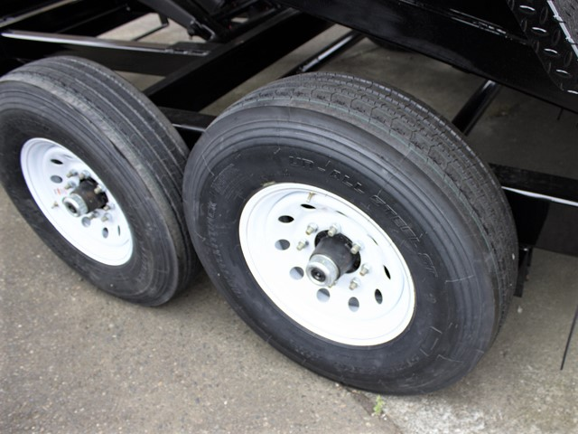 HV12. Midsota Versadump HV Series commercial grade dump trailers from Town and Country Truck / Trailer, Kent (Seattle) WA.