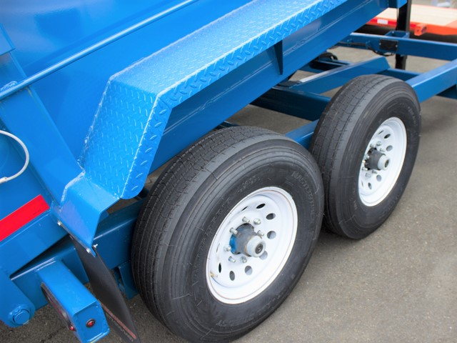 HV18. Midsota Versadump HV Series commercial grade dump trailers from Town and Country Truck / Trailer, Kent (Seattle) WA.