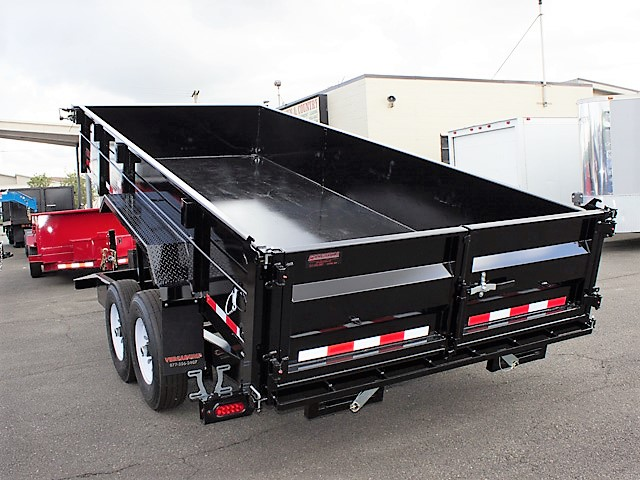 10. Other dump trailers from Town and Country Commercial Truck and Trailer Sales, Kent (Seattle), WA.