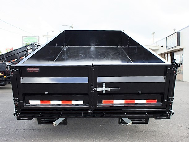 11. Other dump trailers from Town and Country Commercial Truck and Trailer Sales, Kent (Seattle), WA.