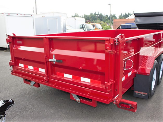 17. Other dump trailers from Town and Country Commercial Truck and Trailer Sales, Kent (Seattle), WA.