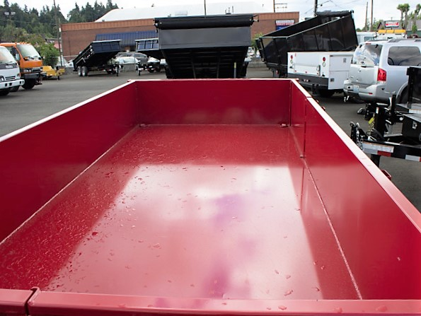 18. Other dump trailers from Town and Country Commercial Truck and Trailer Sales, Kent (Seattle), WA.
