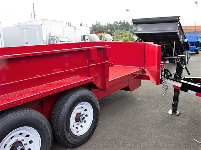 19. Other dump trailers from Town and Country Commercial Truck and Trailer Sales, Kent (Seattle), WA.