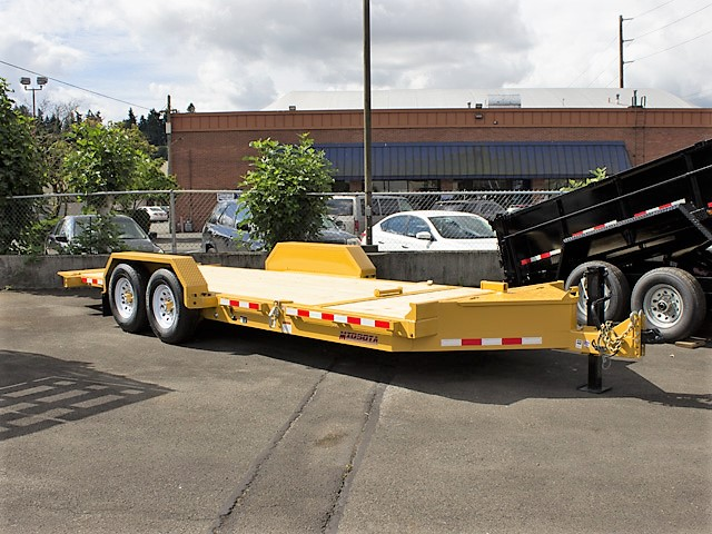 2. Other dump trailers from Town and Country Commercial Truck and Trailer Sales, Kent (Seattle), WA.