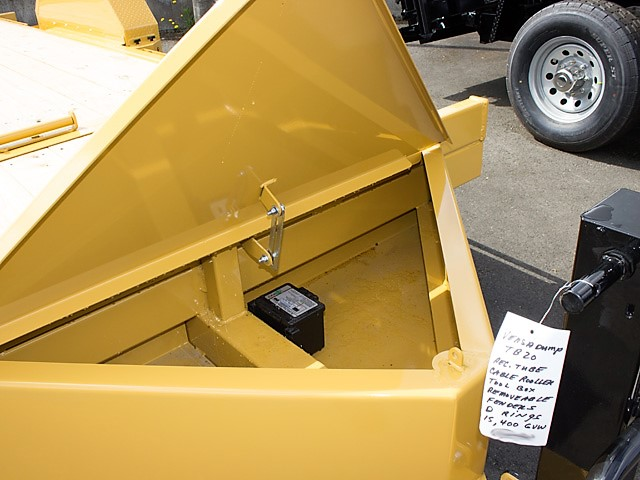 6. Other dump trailers from Town and Country Commercial Truck and Trailer Sales, Kent (Seattle), WA.