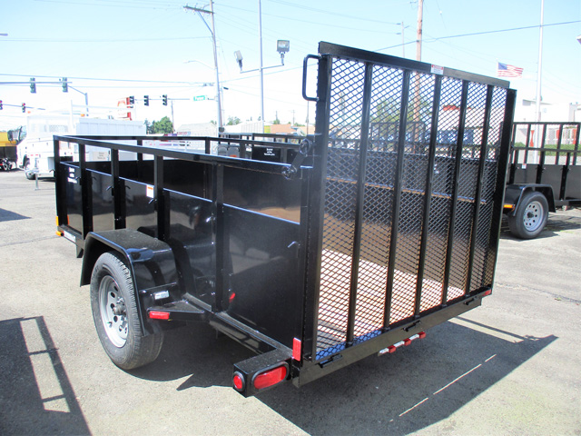 6461.D. utility trailer from Town and Country Truck and Trailer Sales, Kent (Seattle), WA.
