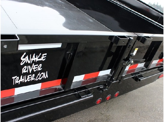 DMP80X12.E. 2016 SNAKE RIVER 80 in. x 12 ft. Dump Trailer from Town and Country Commercial Trailer and Truck Sales, Kent (Seattle), WA