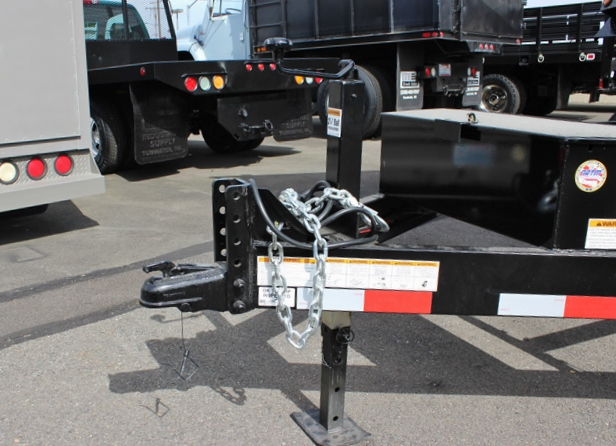 DMP36X14X14K.E. SNAKE RIVER 36 in. Tall Sided Dump Trailer from Town & Country Trailer Sales, Kent (Seattle) WA