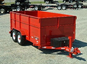 HE82X12.C. 2016 MIDSOTA HE 82″ x 12′ VERSADUMP 82″ x 12′ Dump Trailer from Town and Country Commercial Trailer and Truck Sales, Kent (Seattle), WA